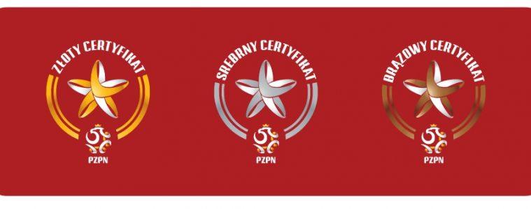 Certyfikat PZPN dla UKS Iwiczna!